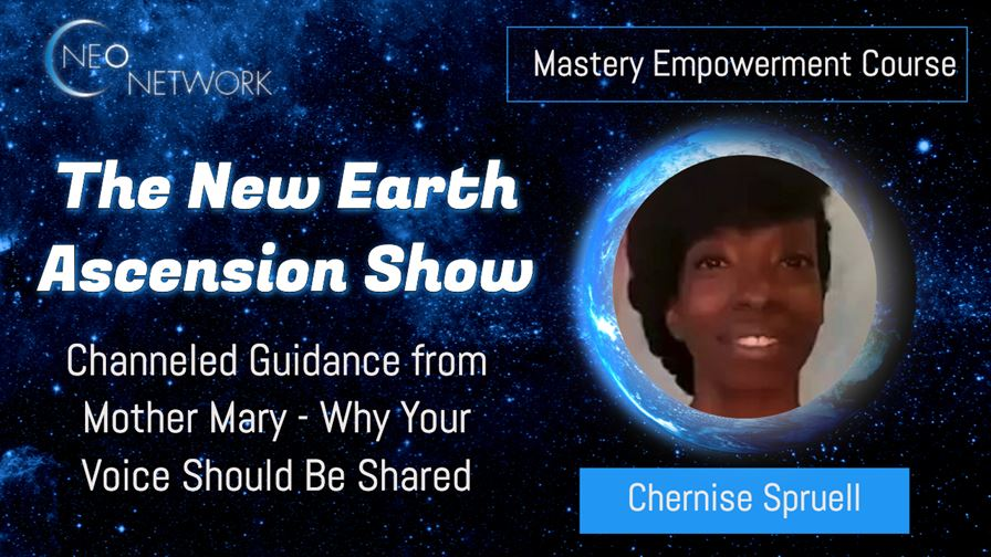 Channeled Guidance from Mother Mary-Why Your Voice Should Be Shared