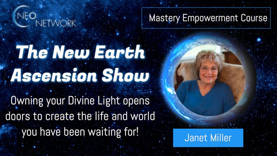 Owning your Divine Light opens doors to create the life and world you have been waiting for!
