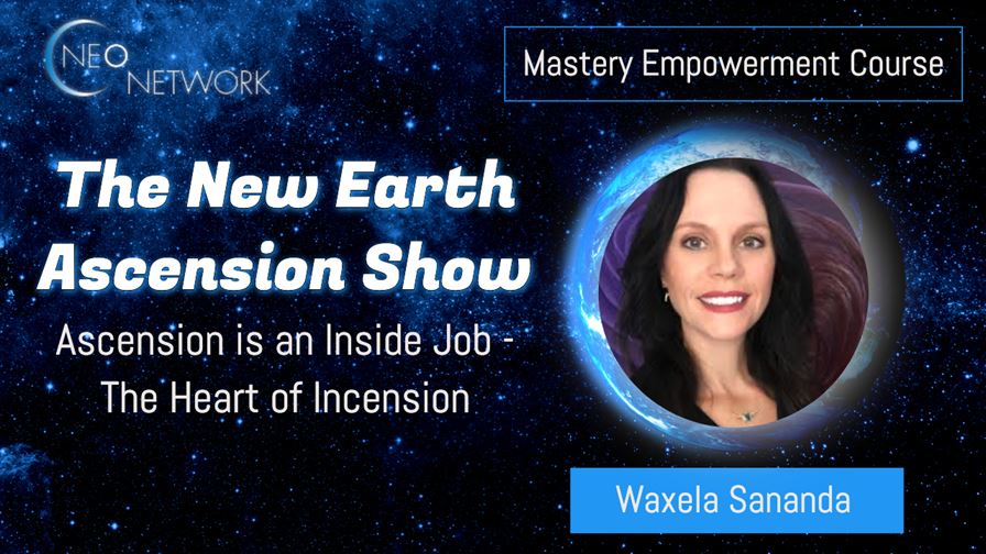 Ascension is an Inside Job - The Heart of Incension