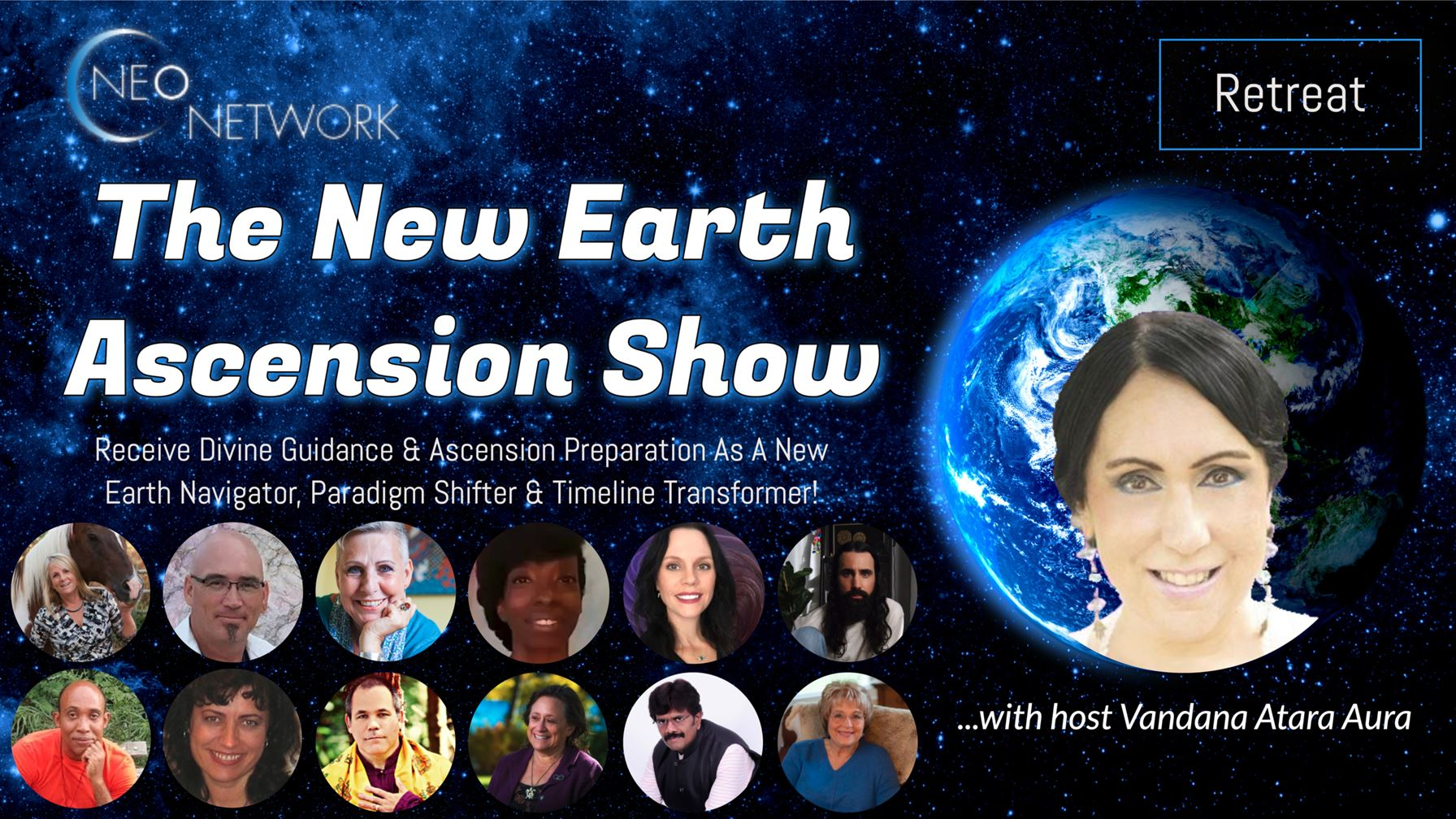 The New Earth Ascension Show Video Introduction